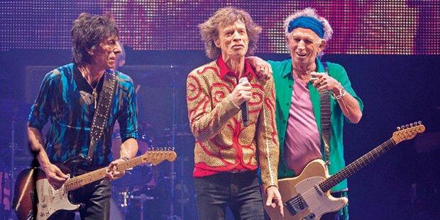 Letzte Tickets für Rolling Stones sichern