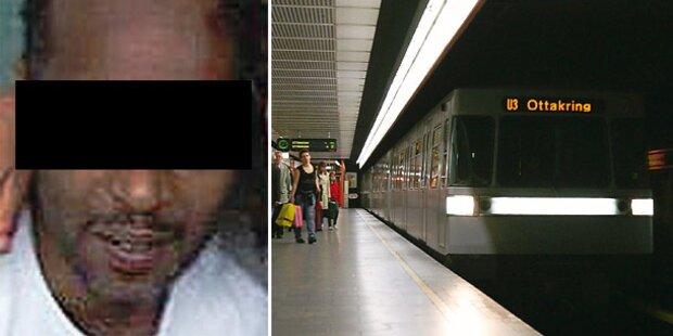 Irrer stößt Familien-Vater vor U-Bahn