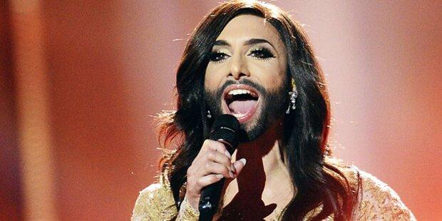 So läuft der Song Contest mit Conchita Wurst