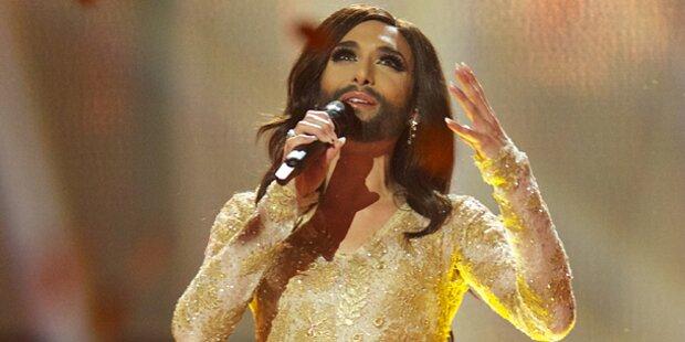 Conchita Wurst: Ihre schönsten Bilder vom Song Contest
