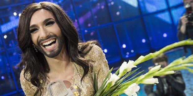 Conchita Wurst: Die Song Contest-Sensation