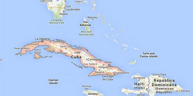 Ex-Gouverneur fordert Ende von Kuba-Embargo