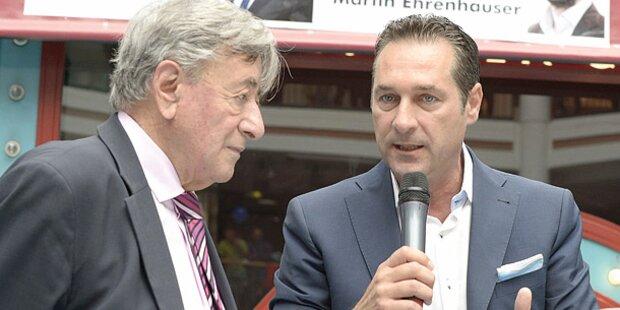 Österreich: Vollgas im EU-Wahl-Finish