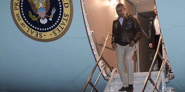 Obama: Überraschungsbesuch in Afghanistan