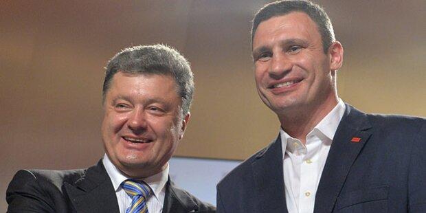 Klitschko ist neuer Bürgermeister von Kiew