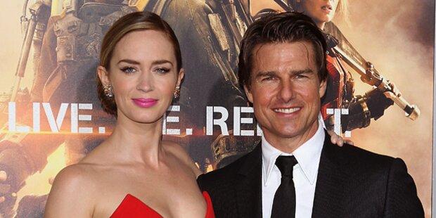 Tom Cruise mit