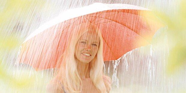 Rekord-Mai: 130 Prozent mehr Regen