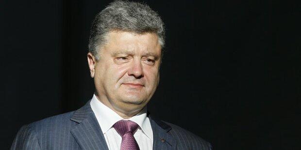 Ukraine verdoppelt sein Militärbudget