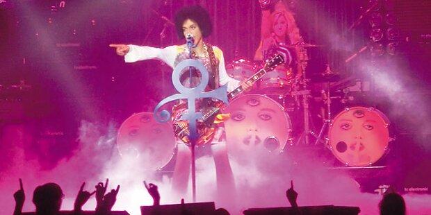 Prince: So irr rockte er Wien