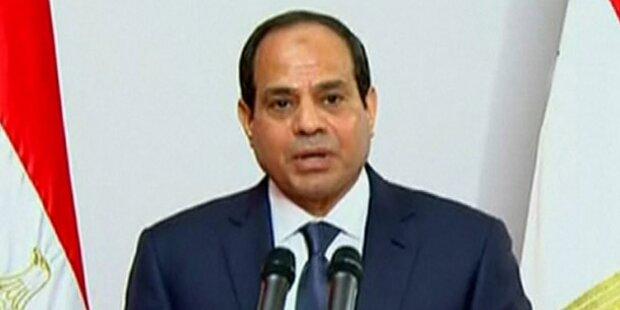 Ägypten drängt auf Militärintervention