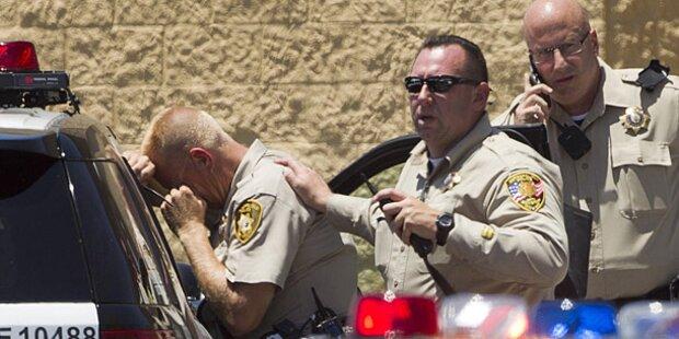 5 Tote nach Pärchen-Amoklauf in Las Vegas