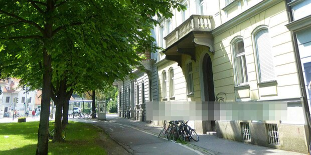 Sex-Mord in Graz: 14-Jährige vernommen