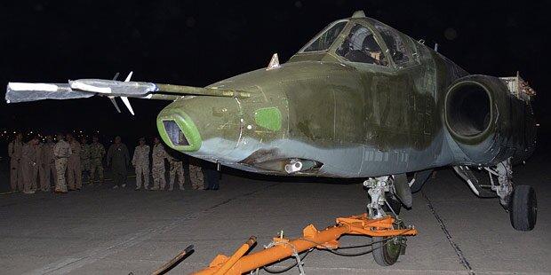 Bagdad erhielt erste Kampfjets aus Russland