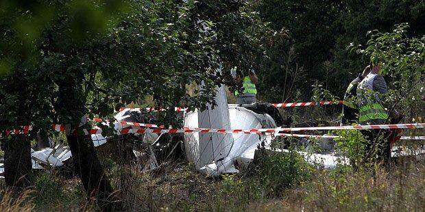 Elf Tote bei Absturz von Kleinflugzeug