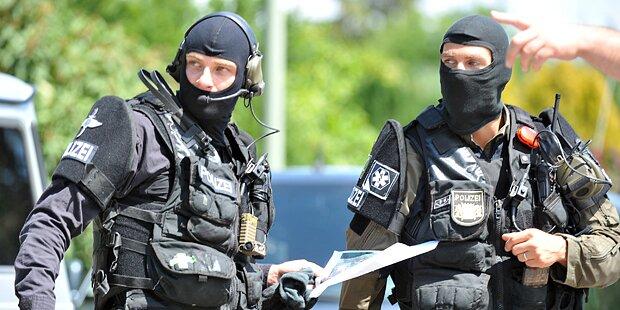 Deutscher Polizist von Sonderkommando getötet