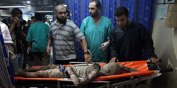 18 Tote bei Luftangriff im Gazastreifen