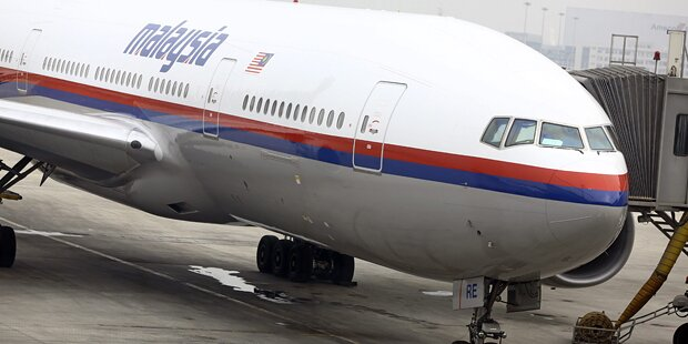 Malaysisches Passagierflugzeug über Ostukraine abgestürzt