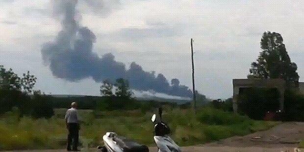 Wer schoss das Malaysia-Flugzeug ab?