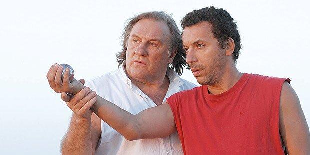 Depardieu schiebt (k)eine ruhige Kugel