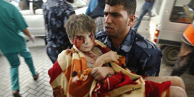 Netanyahu: Ausweitung von Bodenoffensive