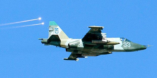 Rebellen schießen zwei Kampfjets ab