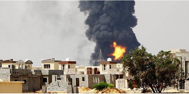 Österreich räumt Botschaft in Libyen
