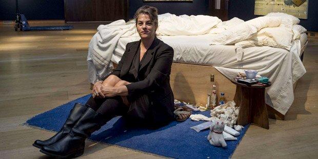Ungemachtes Bett um 3 Millionen Euro