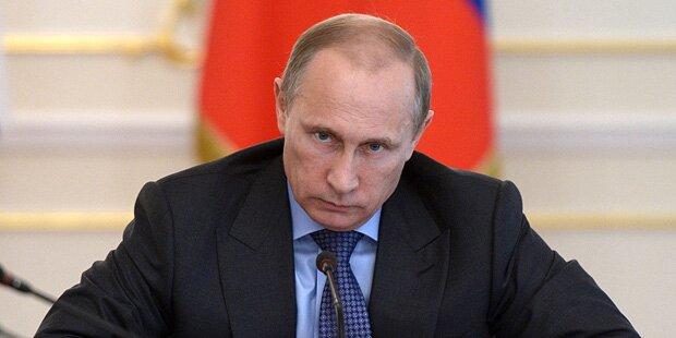 Putin: Ostukraine soll Staat werden