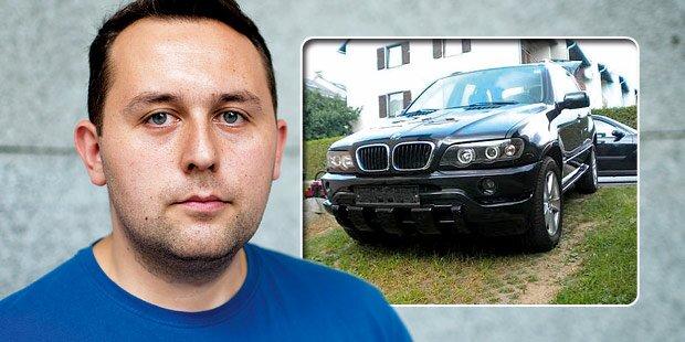 BMW-Händler verkauft gestohlenes Auto