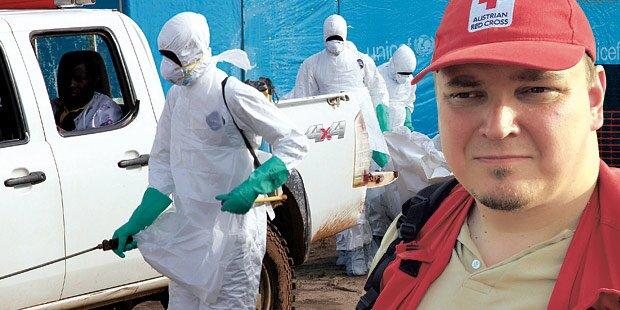 Österreicher in der Ebola-Hölle