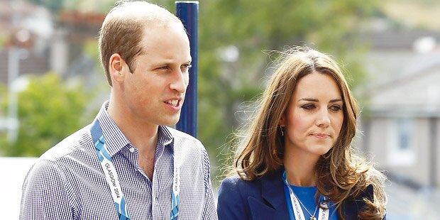 Kate urlaubt jetzt einen Monat in Schottland