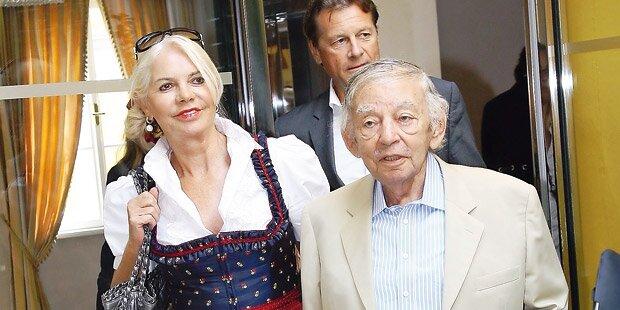 Wlaschek-Witwe: Macht über Milliarden
