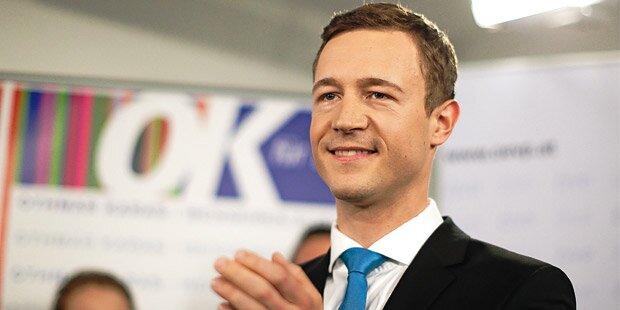 Blümel folgt Amon als Mediensprecher der ÖVP