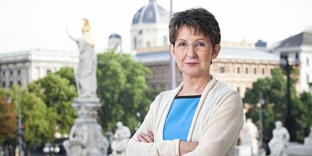 NR-Präsidentin Barbara Prammer ist tot