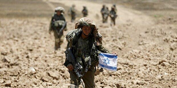 Israel vor Ende der Bodenoffensive
