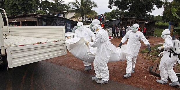 Ebola: Infizierter nach Kanada eingereist?