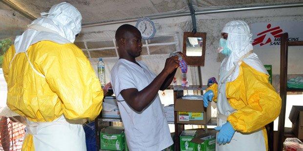 Ebola: Angst vor Ausbreitung in Metropole