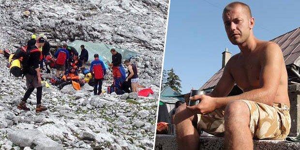 Höhlen-Drama: Nur noch 160 m bis zum Ausgang