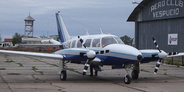Flugzeug im kolumbianischen Urwald abgestürzt
