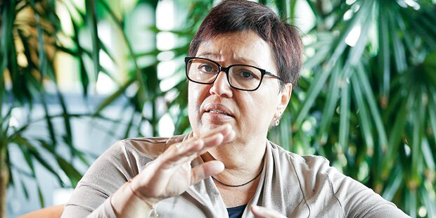 Ministerin Oberhauser will Rauch-Verbot