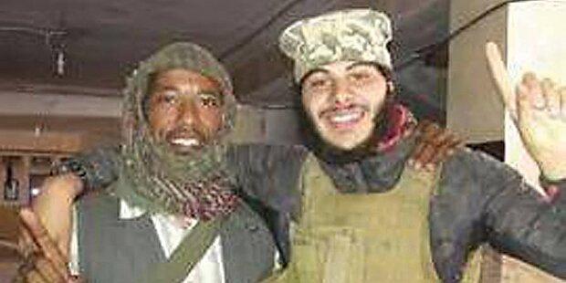 Austro-Terrorist trifft ISIS-Rapper