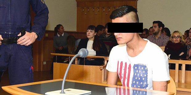 Mordversuch wegen 20 Euro: 3 Jahre Haft