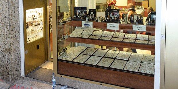 Überfall auf Wiener Juwelier geklärt