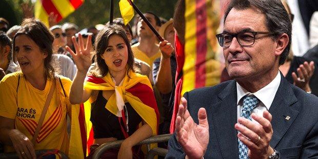 Katalonien: Referendum am 9. November