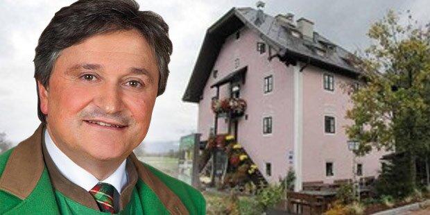Bürgermeister rettet schlafende Familie