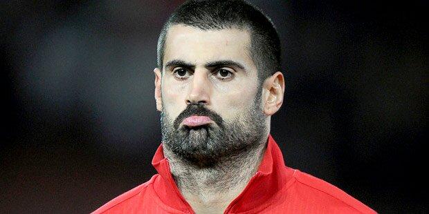 Türkei: Geldstrafe für Kicker mit Vollbart