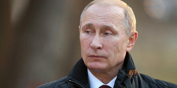Putin schockiert über Anschlag in Berlin