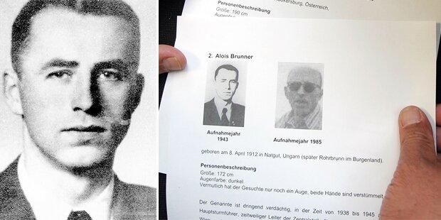Austro-Nazi Alois Brunner gestorben