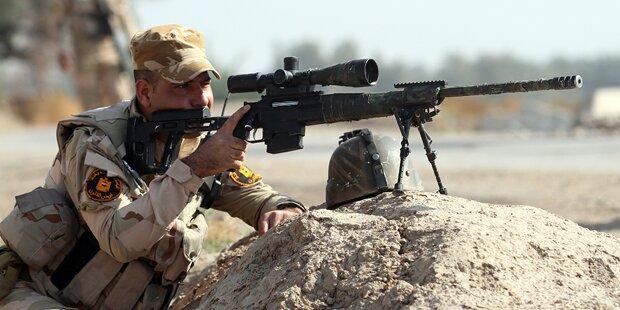 USA kündigt Bodenoffensive gegen IS an