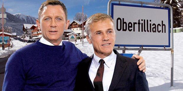 Countdown: Österreich im Bond-Fieber